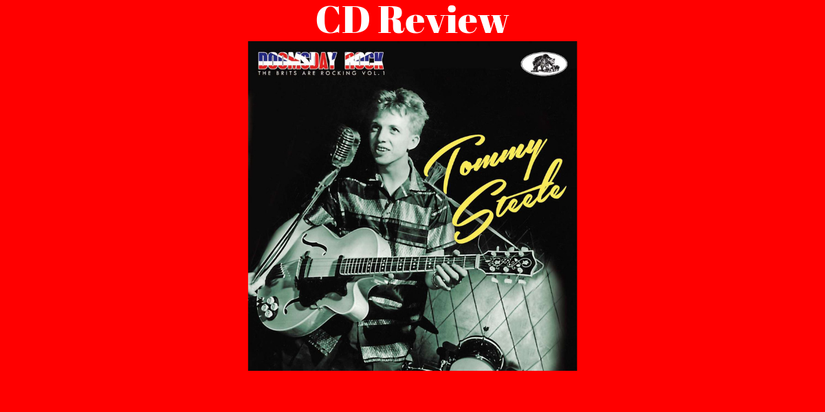 Tommy Steele – Doomsday Rock