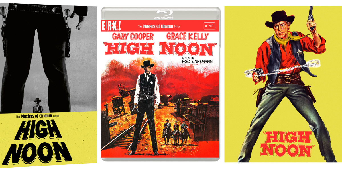 Eureka to release High Noon on UK Blu-ray