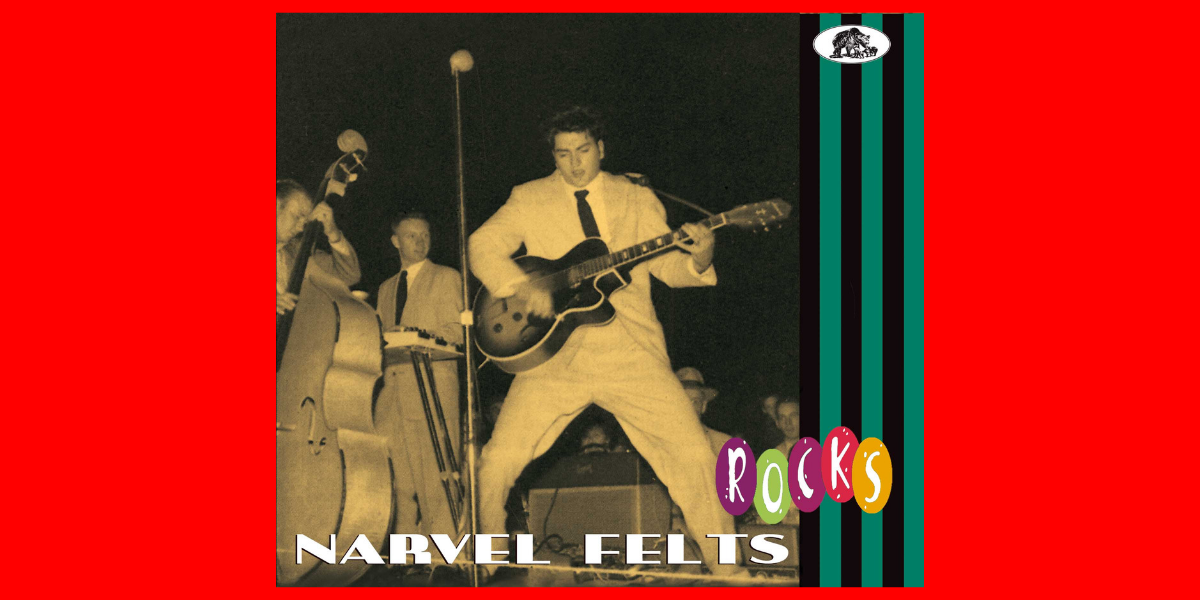 Narvel Felts Rocks