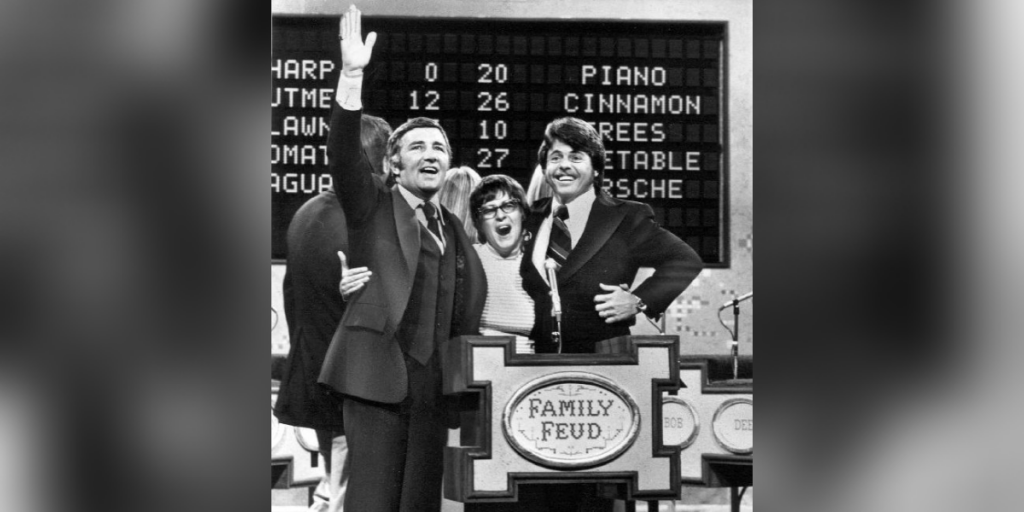 Richard Dawson on Family Feud