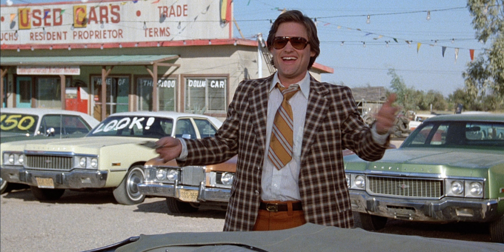 Kurt Russell in Used Cars