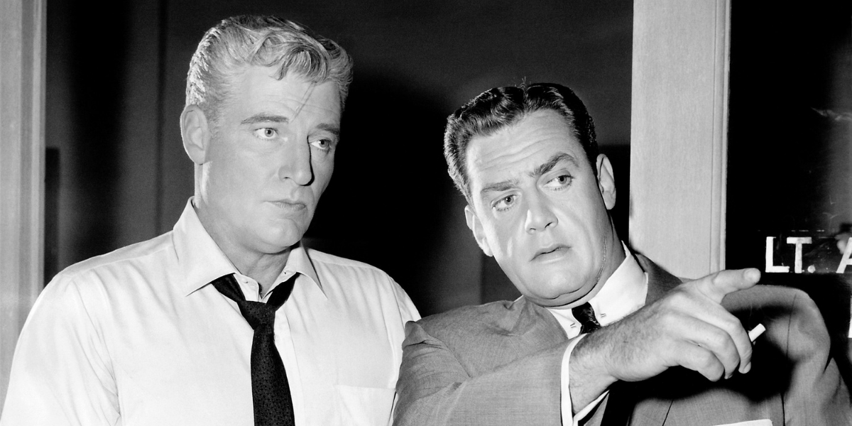 Perry Mason on CBS Justice