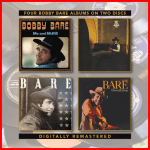 Me & McDill | Sleeper Wherever I Fall | Bare | Down & Dirty album covers Bobby Bare