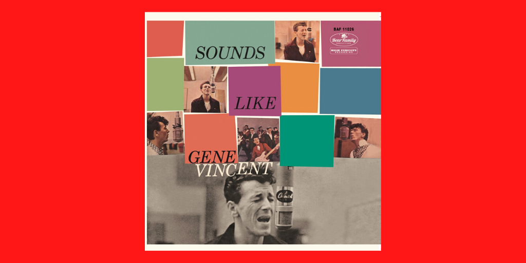 Sounds Like Gene Vincent – Gene Vincent Vinyl