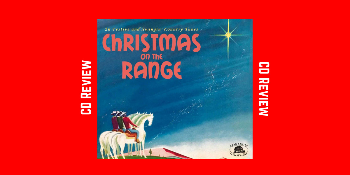 Christmas On The Range Compilation