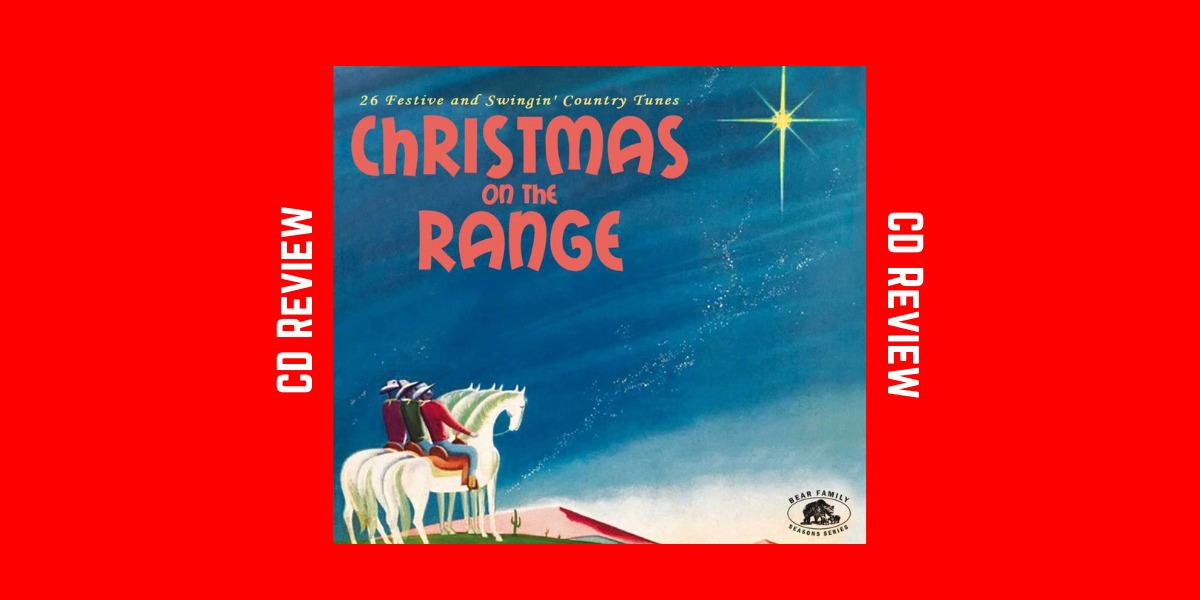 Christmas On The Range Compilation