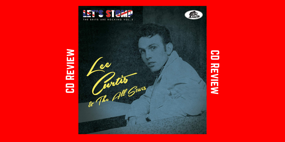 Lee Curtis & The All-Stars – Let's Stomp