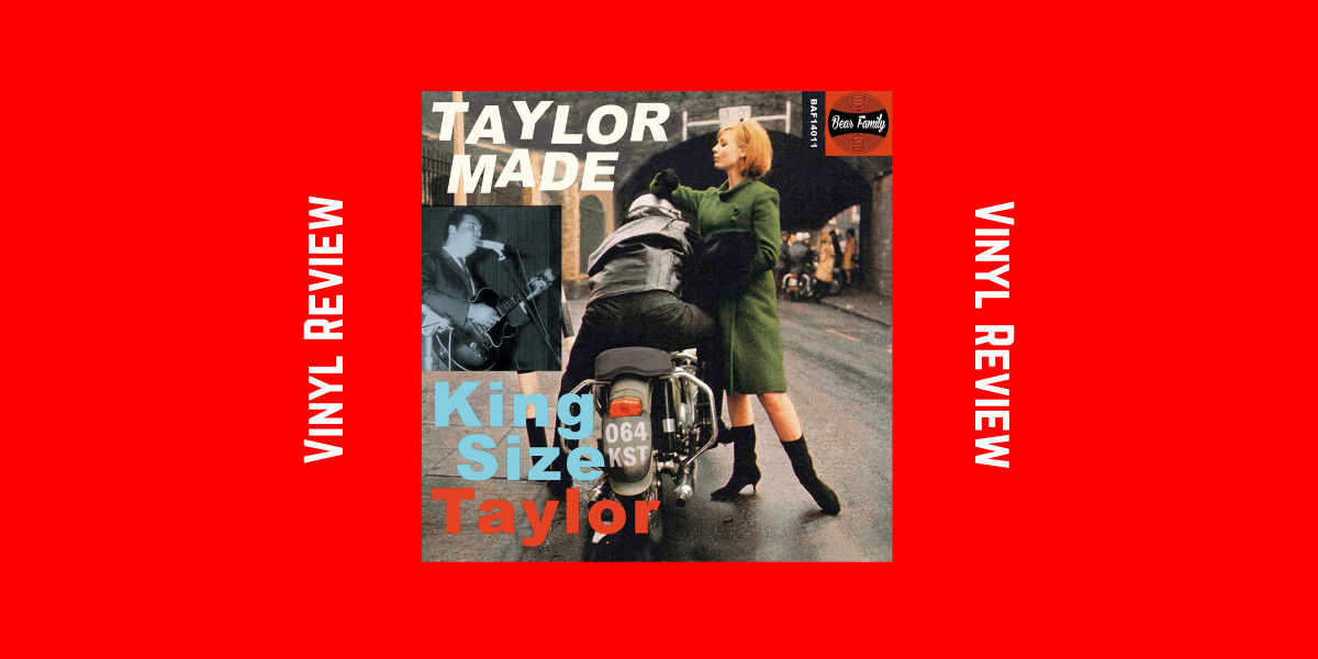 King Size Taylor – Taylor Made