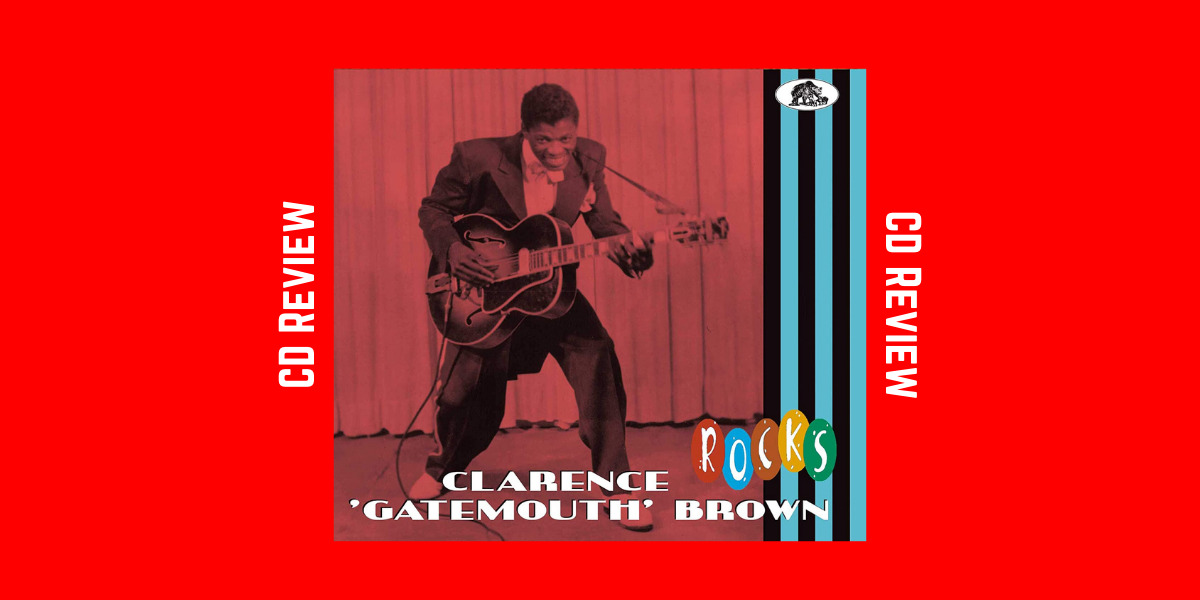 Clarence 'Gatemouth' Brown Rocks