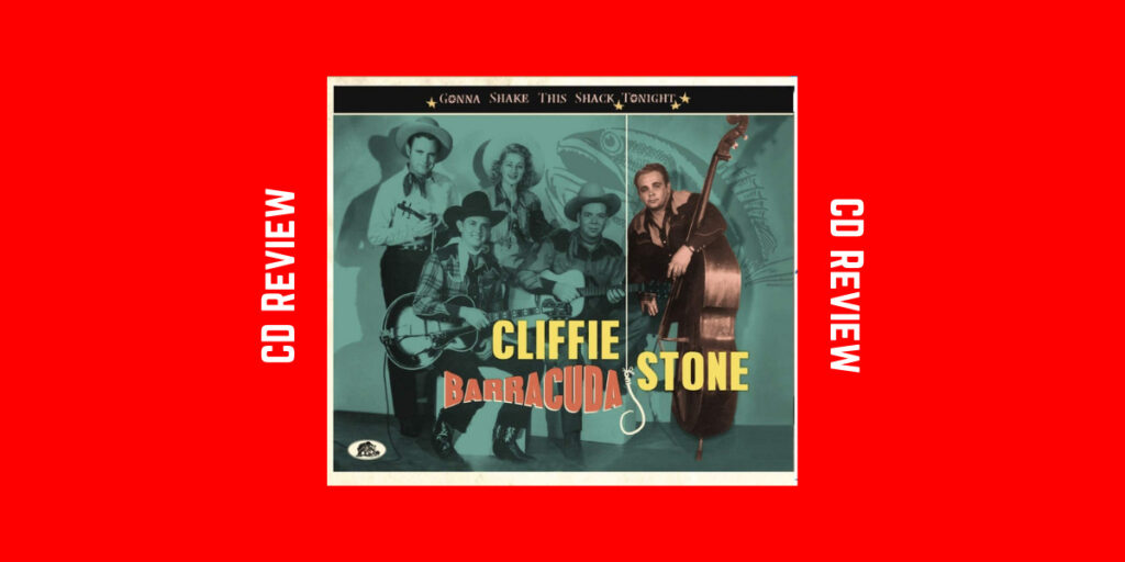Cliffie Stone: Gonna Shake This Shack Tonight - Barracuda