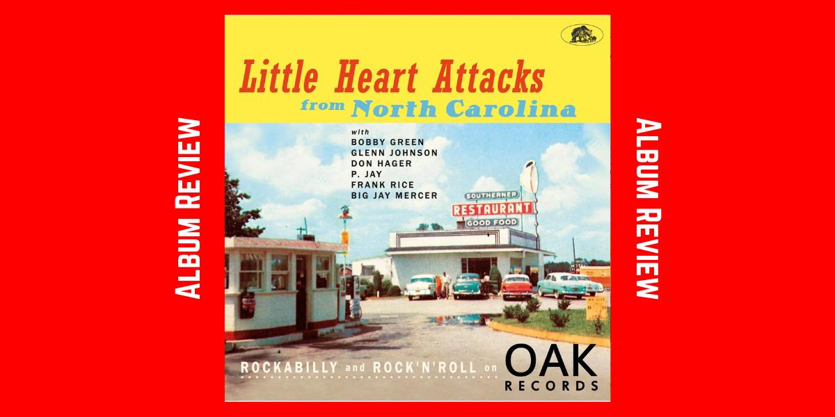 Little Heart Attacks from North Carolina